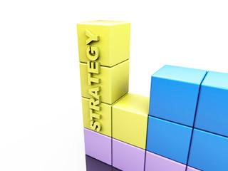 Strategy 3D Concept
