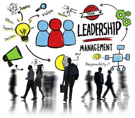 Business People Leadership Management Corporate Concept