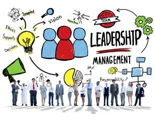 Diversity Business People Leadership Management Concept