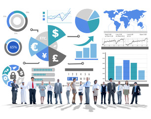 Finance Financial Business Economy Exchange Accounting Concept