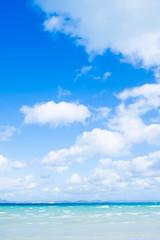 沖縄のビーチ・海中道路のビーチ