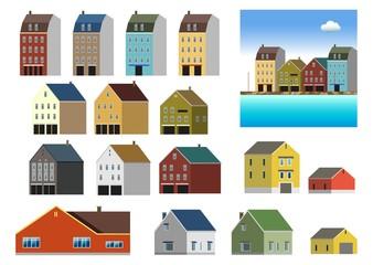 住宅 建物