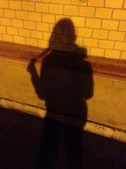 Shadowgirl walk the walk