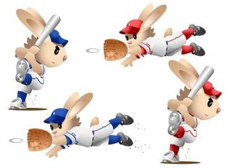動物 野球