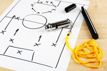 Scheme football game