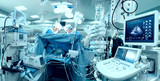 In advanced operating room