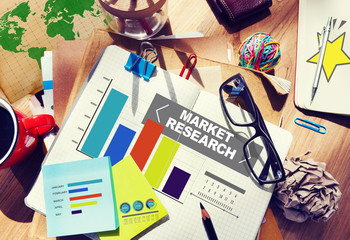Market Research Business Percentage Research Marketing Strategy