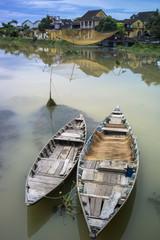 Barche sul Mekong