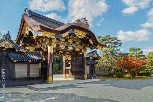 Papiers peints Japon Ninomaru Palace at Nijo Castle in Kyoto