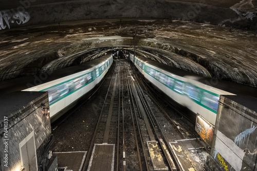 Metropolitana Parigi - 76410337