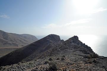 La Entallada à Las Playitas à Fuerteventura