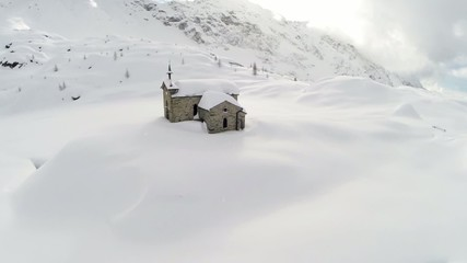Valmalenco (IT) - Alpe Prabello - winter - Part 3