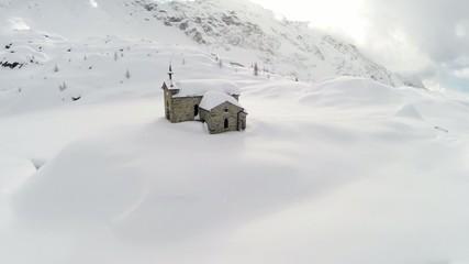 Valmalenco (IT) - Alpe Prabello - winter - Part 3