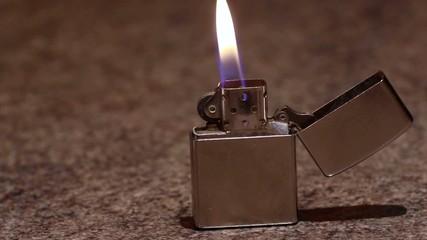 Cigarette Lighter Flame
