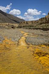 fiume giallo