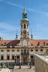 Prague Loretta , or Loreta .