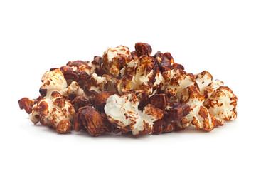 Popcorn chocolate flavour