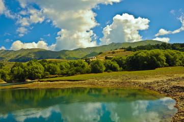 Lago di Campotosyo