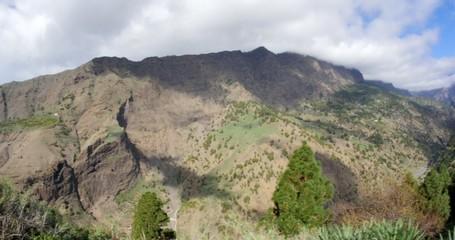 4K, Barranco De Las Angustias, La Palma, Canaries