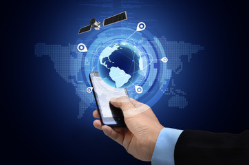GPS on smart phone