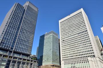 東京駅・新丸の内ビル