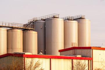 silos factory