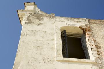 Abandoned Greek House