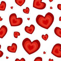 hearts, valentines day, background