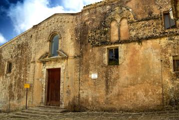 Chiesa del Carmine o dell'Annunziata Erice (TP)