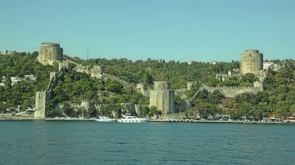 Rumelihisari castle