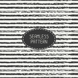 Fototapety Pencil stripes. Scribble lines seamless patterns. Abstract hand