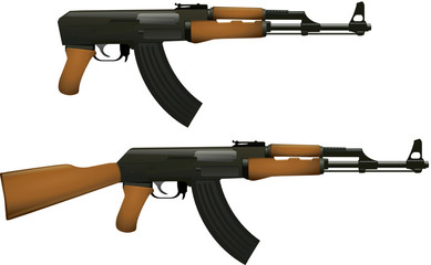 kalachnikov AK-47
