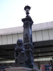 日本橋の守護
