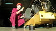 Engineer at Industrial Compressor Station