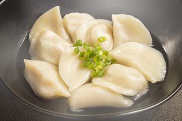 水餃子 中華