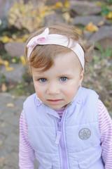 Serious Girl