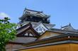 Okazaki Castle in Aichi, Japan