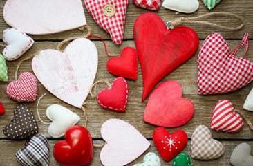 Die Herzen