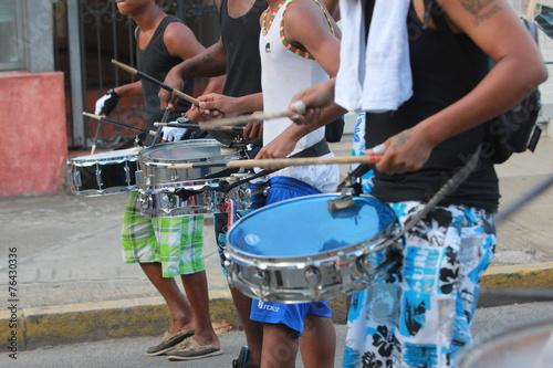 Papiers peints Carnaval Carnaval 2015 - Cayenne - 1er Parade