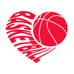 basketball in heart 1