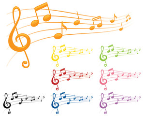 Colourful Tunes