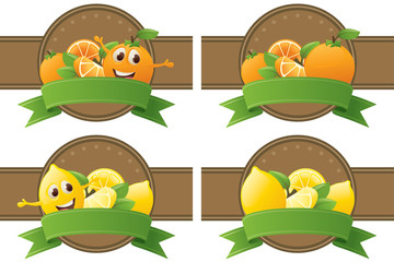 Citrus Labels