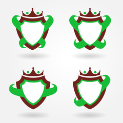 blazon design set