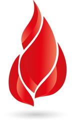 Logo, Feuer, Flame, Fire