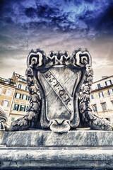 S.P.Q.R. - Rome