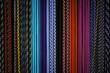 canvas print picture - Verschiedenfarbige Seile