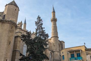 Cyprus -Selimiye Mosque, Nicosia, north Cyprus