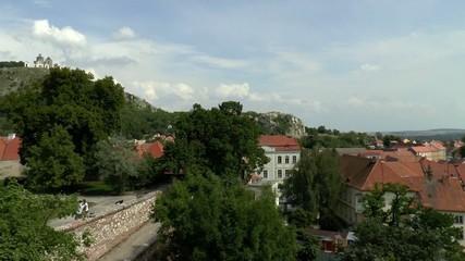 cityscape Mikulov