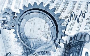 Bewegung an den Finanzmärkten