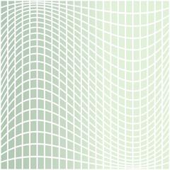 piastrella onda verde
